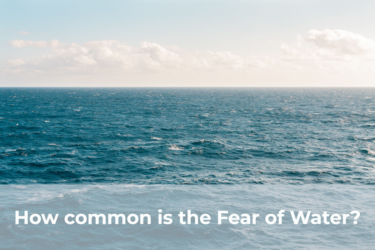 How common is the Fear of Water?