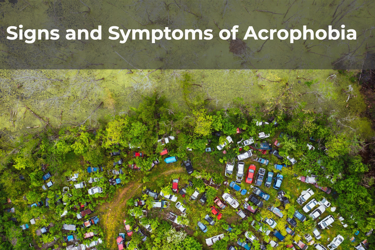 Signs and Symptoms of Acrophobia
